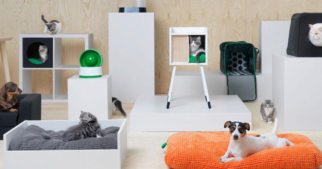 Peluquerias decoradas por ikea una habitacin blanca con un chaise blanco una mesita y una - Peluquerias decoradas por ikea ...