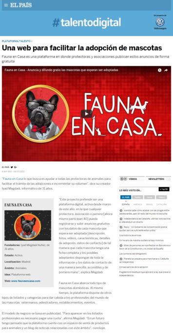 Ver nuestra noticia en El País